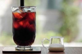 アイスコーヒ